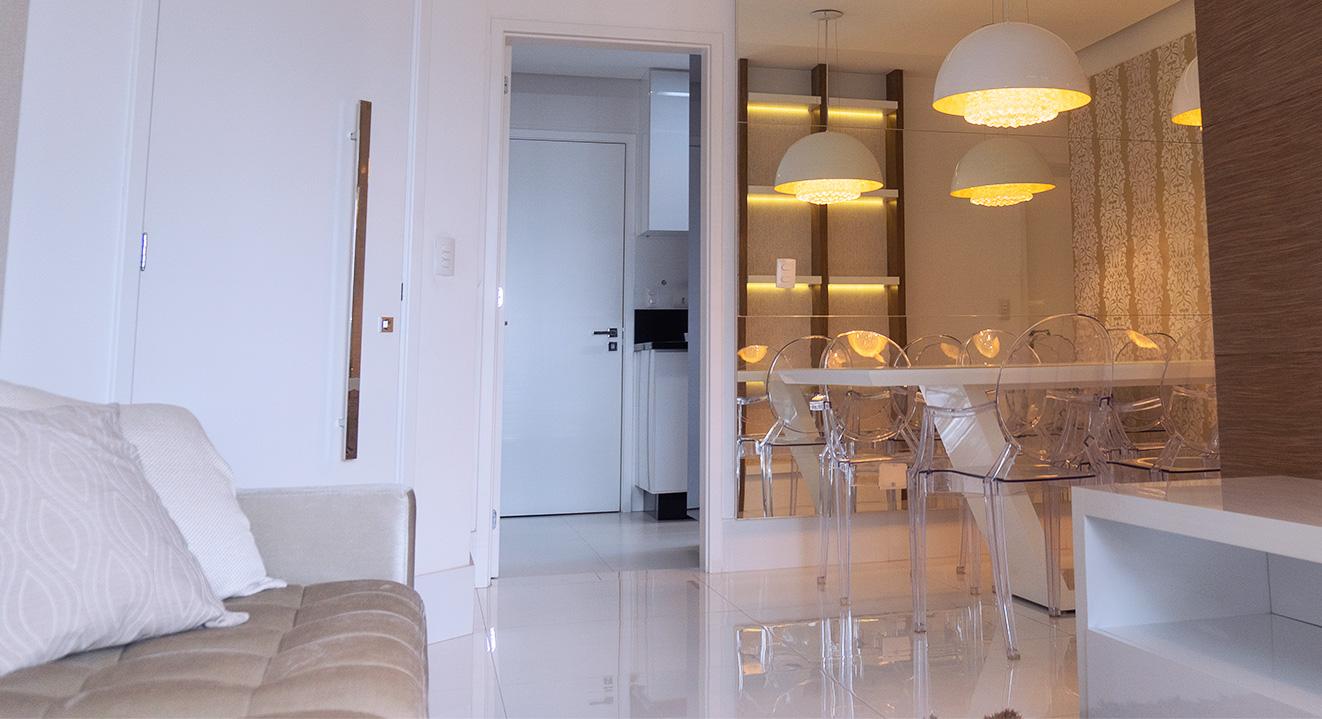 Condomínio Villa Del Prado pronto para morar